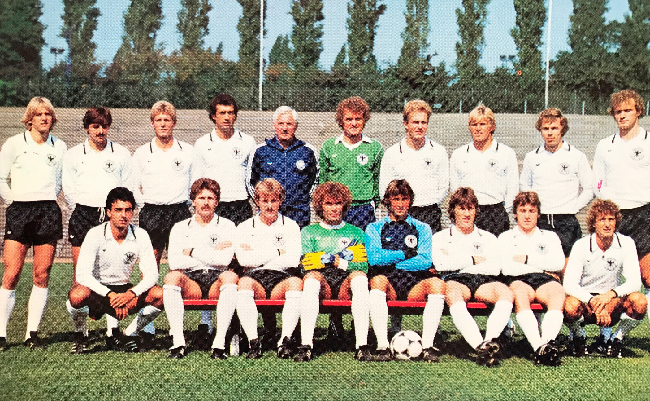 Nationalmannschaft 1979
