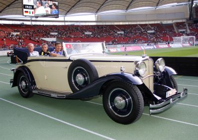 Collovati - Briegel - Franke ~ Maybach DS8 Zeppelin Bj. 1932
