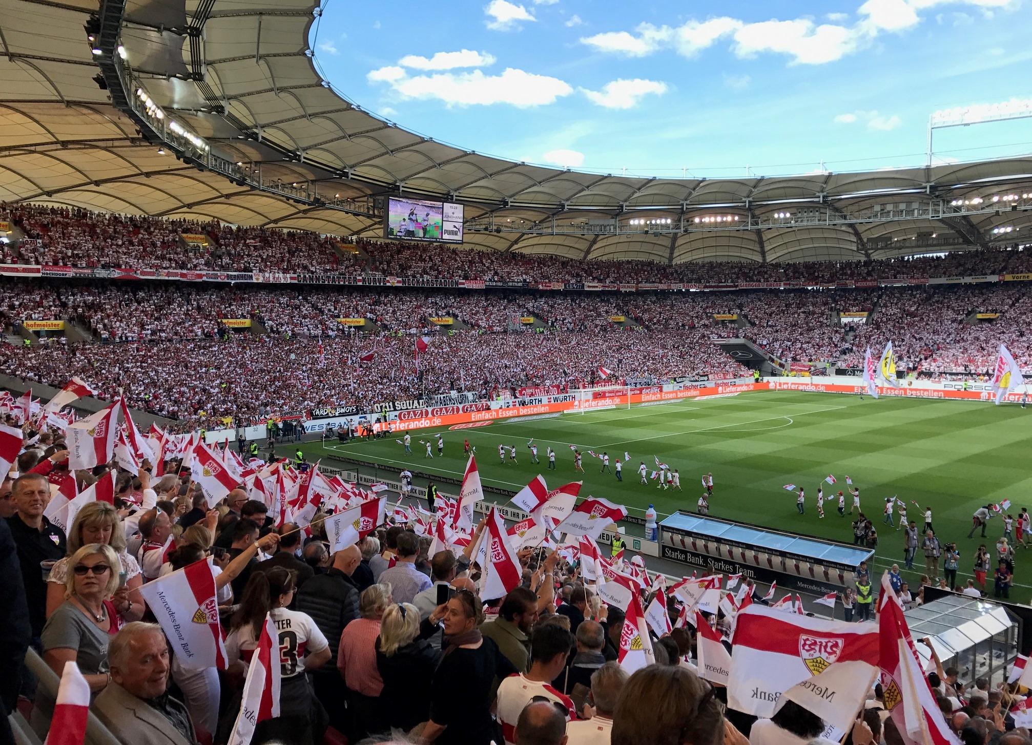 Vfb Stuttgart Aufstieg