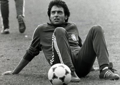 Nationalmannschaft 1981