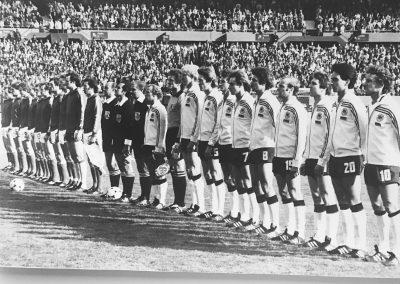 Eröffnungsspiel WM 1978 in Buenos Aires
