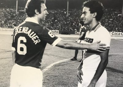 VfB Stuttgart - Cosmos New York  1978