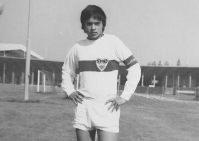 Kapitän B-Jugend  1973