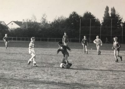 D-Jugend SV Rot  1964