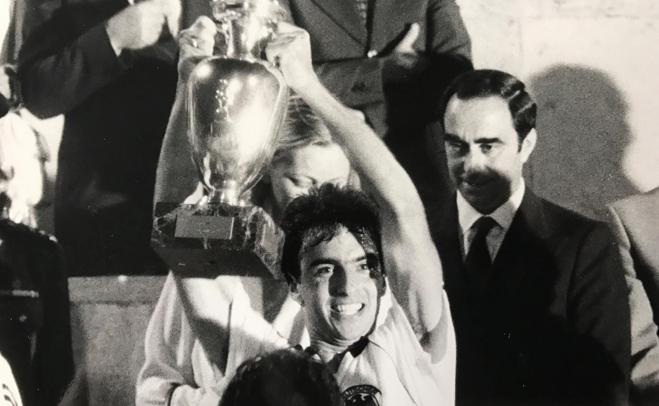 EM-Pokal 1980 in Rom