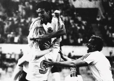 Finale Rom 1980  Deutschland - Belgien 2-1