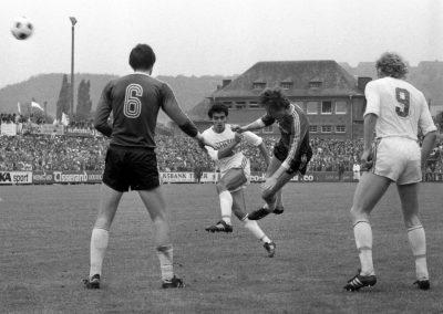 Eintracht Trier - VfB Stuttgart  21.Mai 1977