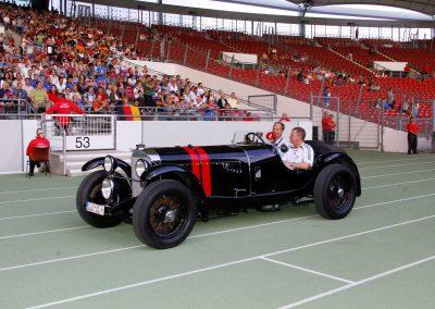 Holger Hieronymus ~ MB 720 SSK Bj. 1929