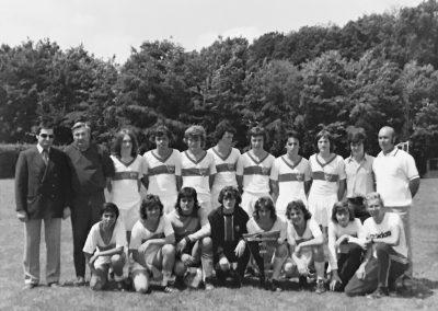 Württembergischer Meister  B-Jugend 1972