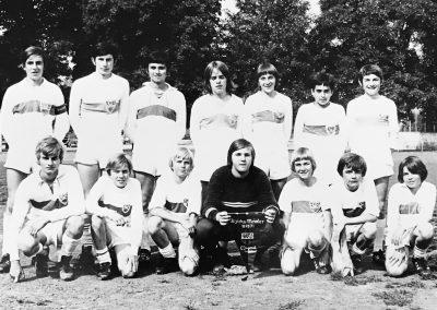 Bezirksmeister C-Jugend 1971