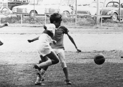 Endspiel C-Jugend 1971