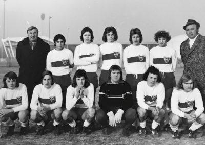 B-Jugend VfB Stuttgart 1973