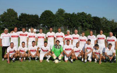 Spiele der VfB-Traditionsmannschaft