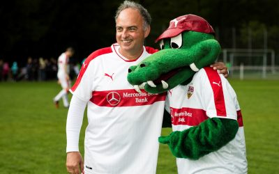 SV Sillenbuch – VfB Stuttgart Traditionself